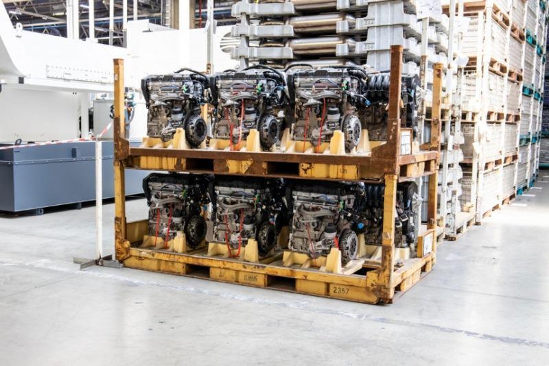 Stellantis начал экспорт двигателей российской сборки