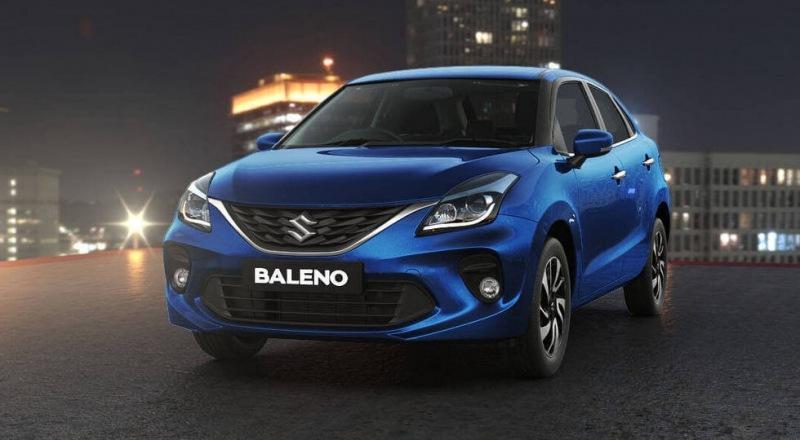 Suzuki Baleno-2022 сильнее всего преобразится внутри: первые фото