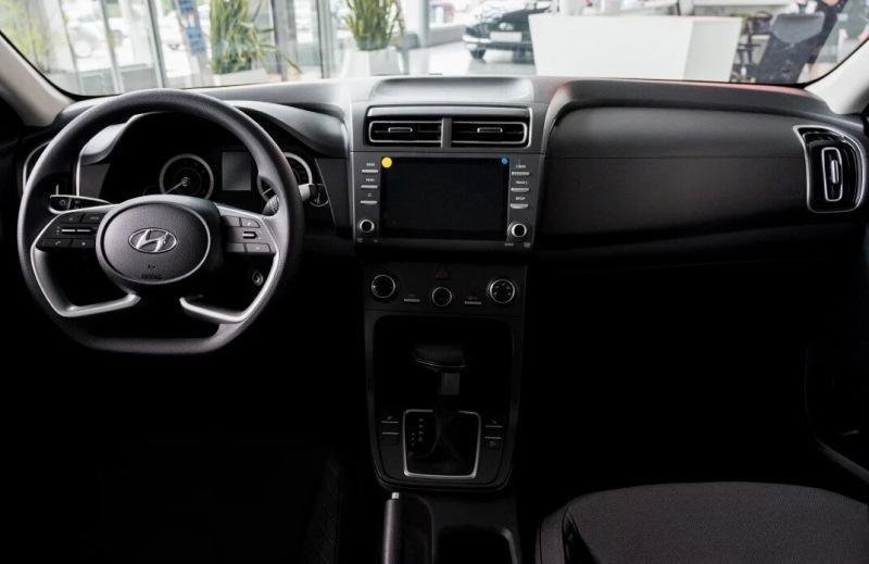 Убогая страшная машина Hyundai Creta: обзор