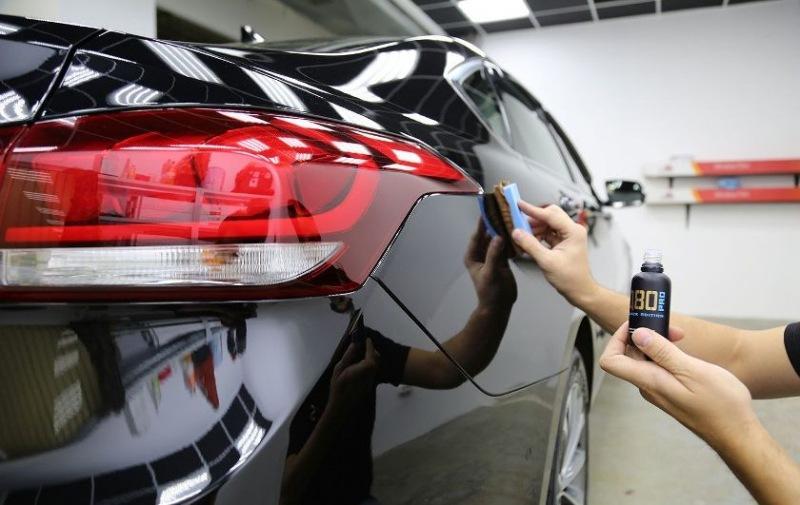Воск, тефлон и керамика — чем лучше покрыть машину?