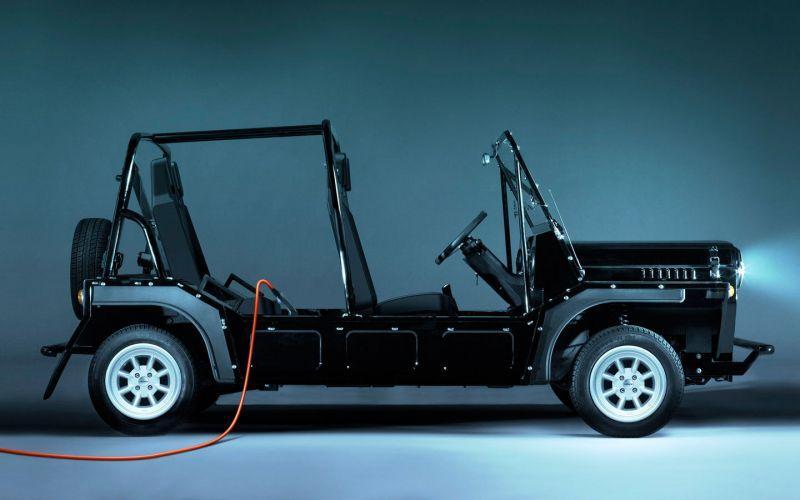 Возрожденный внедорожник Mini Moke превратят в электрокар. Фото и цены