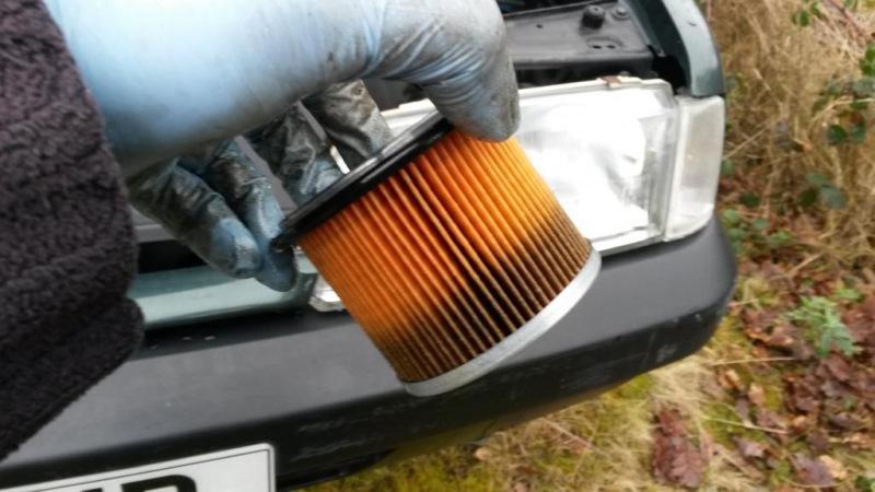 Забит топливный фильтр: симптомы, признаки и причины